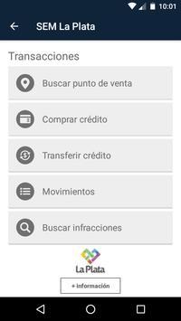 SEM La Plata apk screenshot