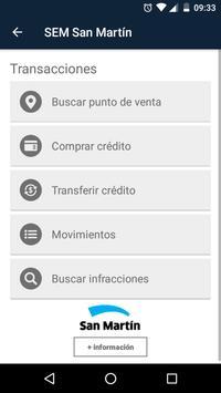 SEM San Martín screenshot 2