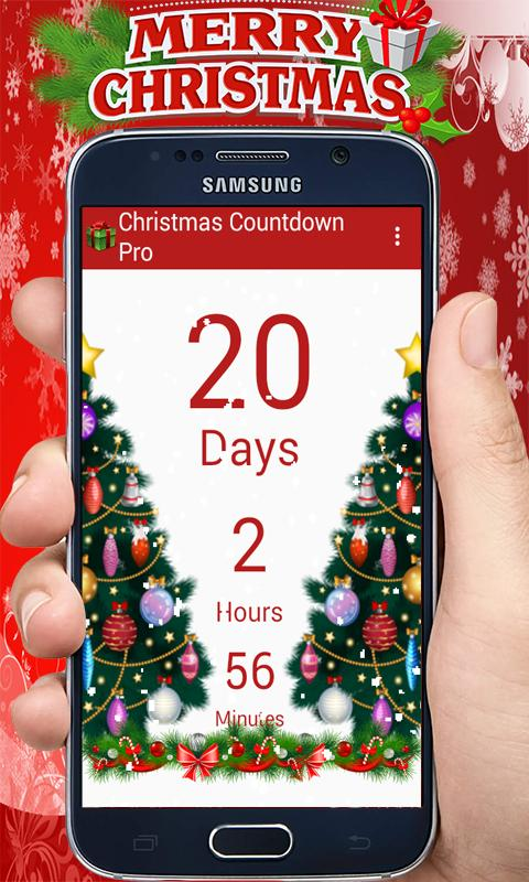 How many days till christmas 2018 poster ...