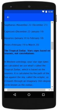 2018 Horoscope screenshot 8