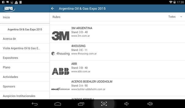 IAPG – Actividades apk screenshot
