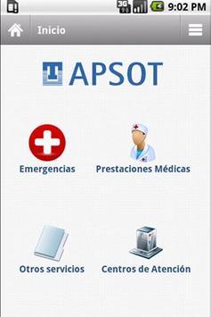 Cartilla APSOT - TECHINT poster