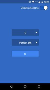 Music Calculator screenshot 1