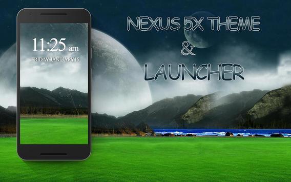 Theme for Nexus 5x poster