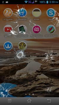 Crack your screen prank apk screenshot