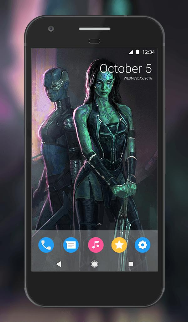 Guardians Of The Galaxy Wallpaper For Android Apk Download