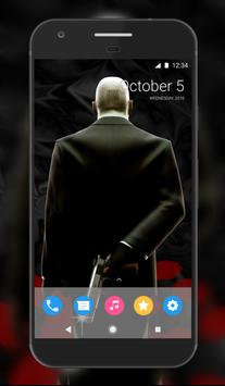 Hitman Wallpaper HD poster Hitman Wallpaper HD screenshot 1 ...