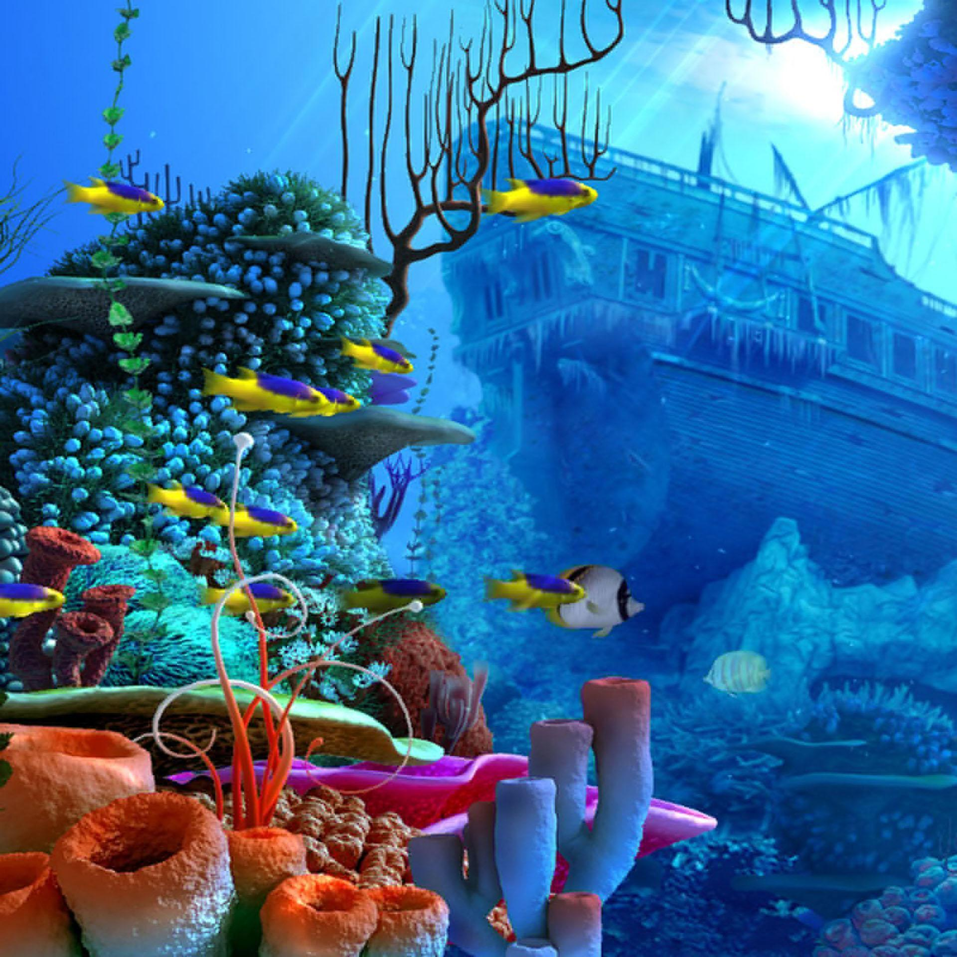 Under Sea Live Wallpaper For Android Apk Download