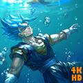 DBZ Wallpapers HD 4K (Dragon Ball Manga)