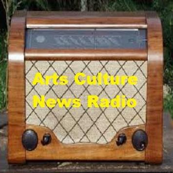 Arts Culture News Radio poster