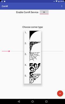 CornR - Round Your Screen apk screenshot