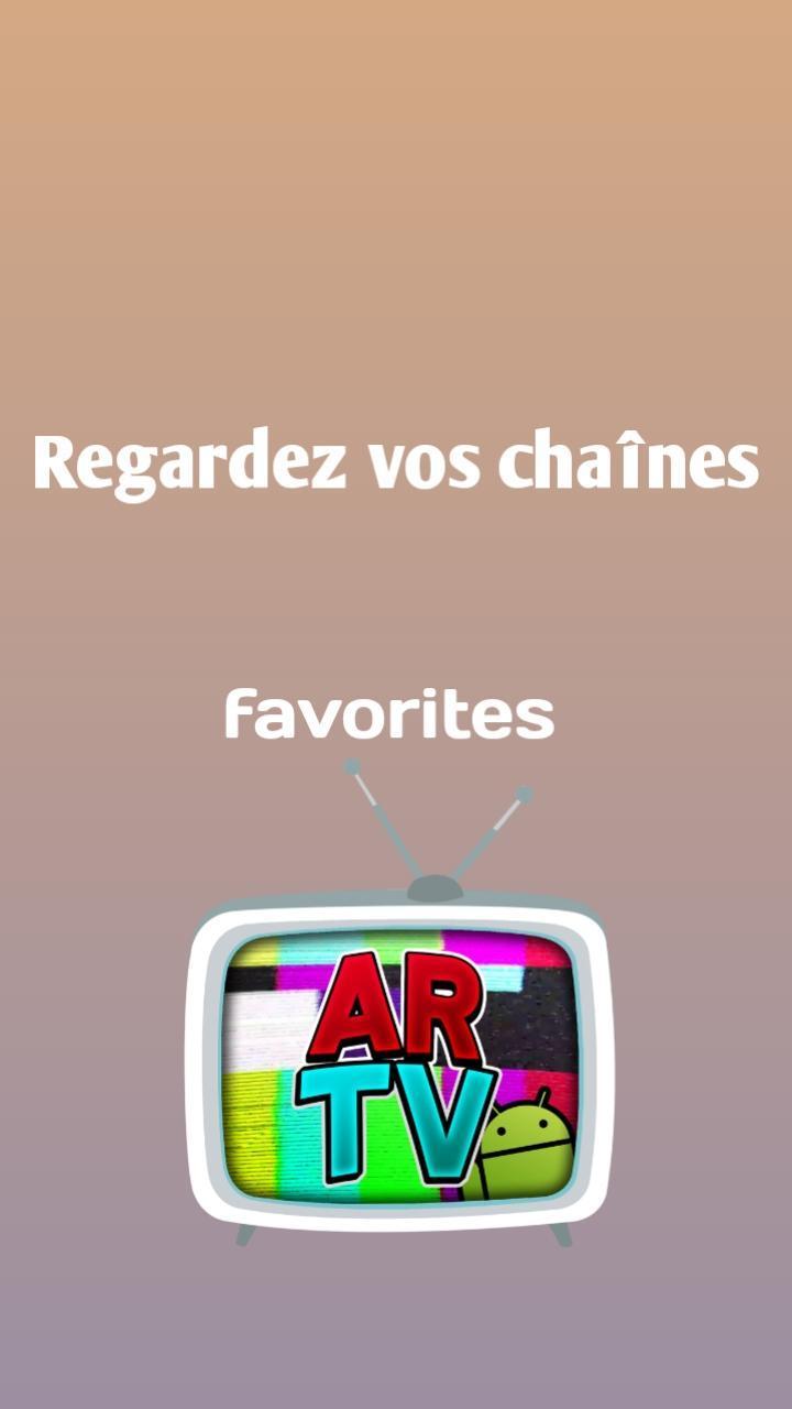 ANDROID TÉLÉCHARGER ARTV FRANCE