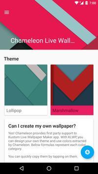 Chameleon Live Wallpaper KLWP for Android - APK Download