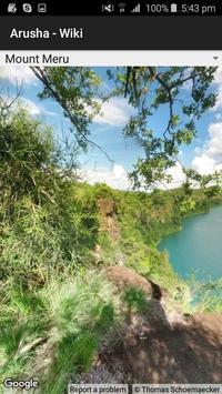 Arusha - Wiki screenshot 3