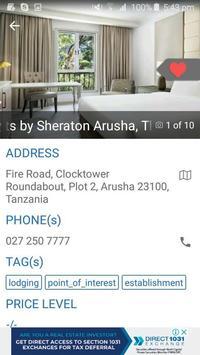 Arusha - Wiki screenshot 2