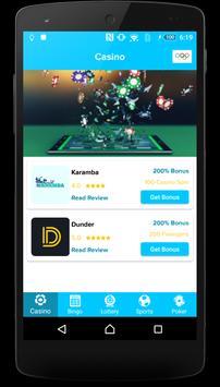 CasinoDeals screenshot 1
