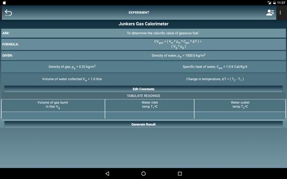 Energy Conversion Lab - Demo screenshot 10