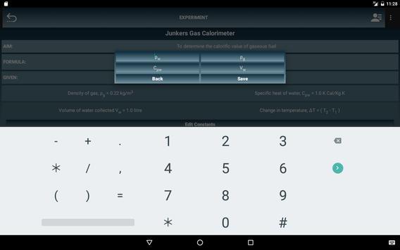 Energy Conversion Lab - Demo screenshot 11