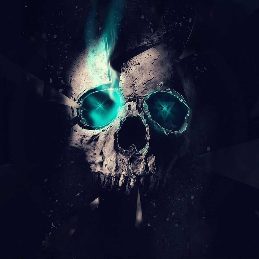 4k Skulls Live Wallpaper For Android Apk Download
