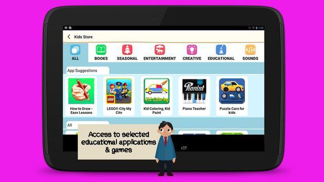 WeAreFamily Kids Safe Tablet screenshot 4