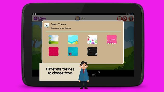 WeAreFamily Kids Safe Tablet screenshot 1