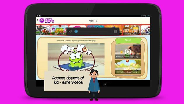 WeAreFamily Kids Safe Tablet screenshot 3