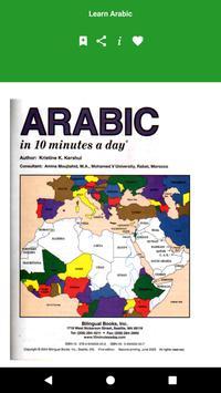 Arabic in 10 minutes a day screenshot 16