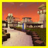 Arabian Village Map for Minecraft icon