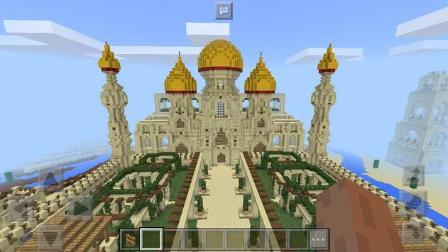 Arabian Village Map for Minecraft apk screenshot