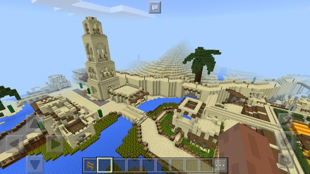 Arabian village map for minecraft apk download free arabian village map for minecraft apk screenshot sciox Image collections