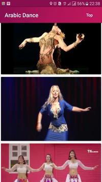 Arabic Dance Performance apk screenshot