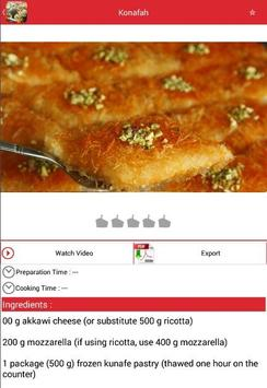 Arabic food recipes descarga apk gratis libros y obras de consulta arabic food recipes captura de pantalla de la apk forumfinder Gallery