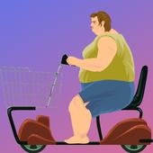 Happy Wheels icon