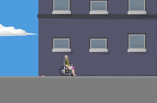 Happy Wheels screenshot 1