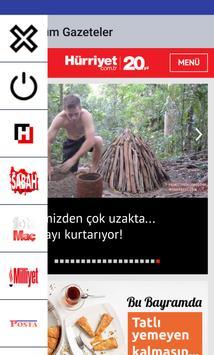Tüm Gazeteler screenshot 6