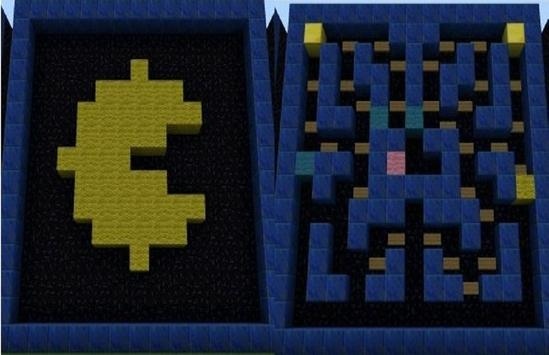 Arcade mod for minecraft apk screenshot