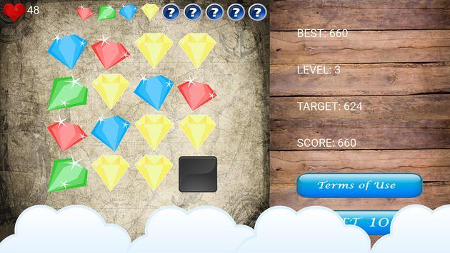 GOD: Grid Of Diamonds apk screenshot