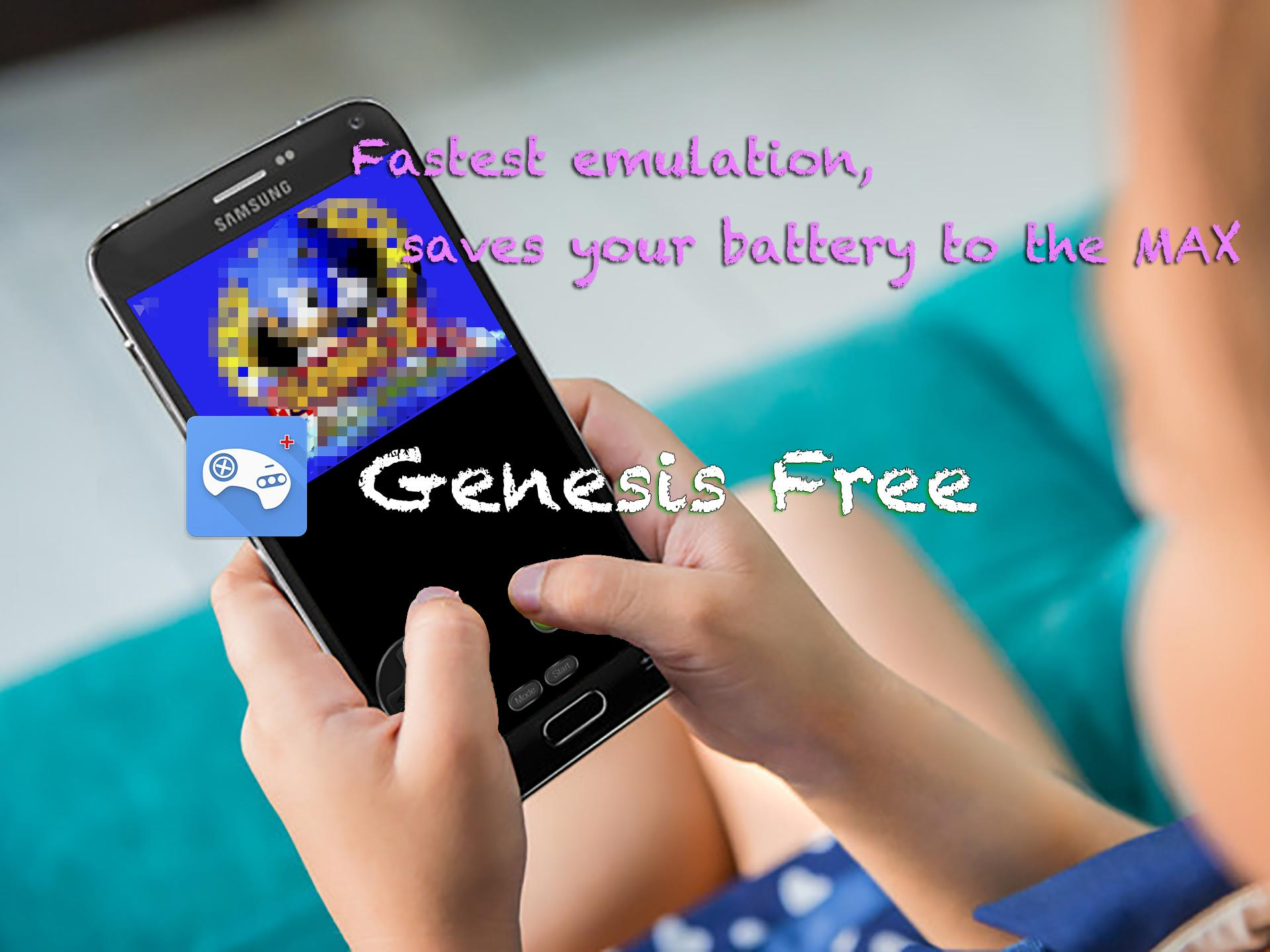 Emulator for MD GENESIS Free for Android - APK Download