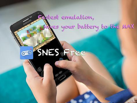 Emulator for SNES Free apk screenshot