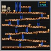 arcade monkey kong icon