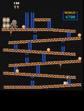 arcade monkey kong screenshot 2