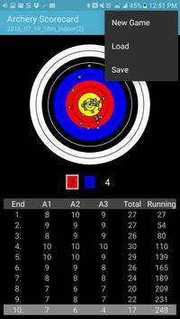 Archery Scorecard screenshot 2