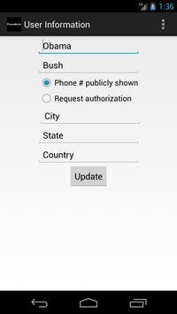 Phone Book screenshot 1