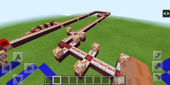 Run away. Map for Minecraft apk screenshot