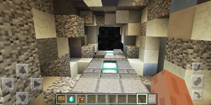 Snowy hell. Map for Minecraft screenshot 9