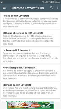 Archivo Lovecraft screenshot 3