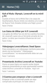 Archivo Lovecraft screenshot 5