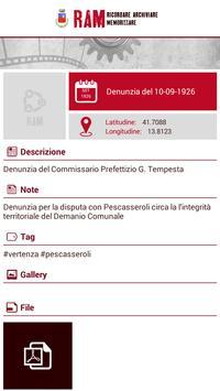 museo della memoria - ram screenshot 1