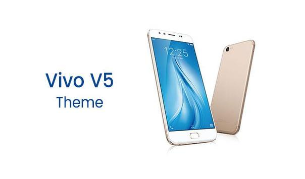 Launcher and Theme For Vivo V5s poster