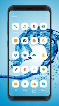 Theme And Launcher For Lyf Water 7S apk screenshot